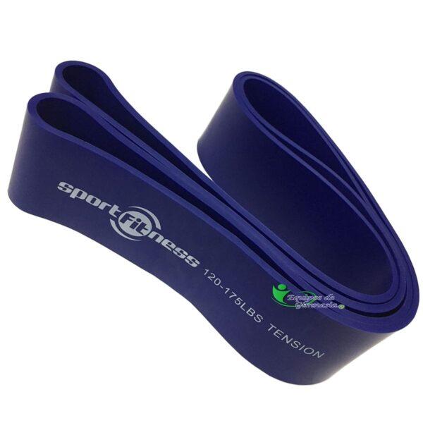 Banda de Poder Azul Sportfitness