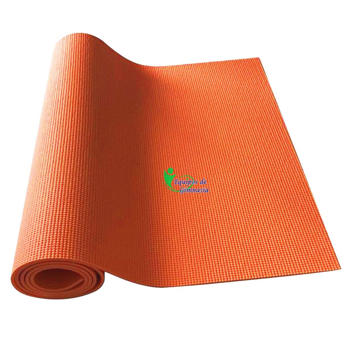 Colchoneta Mat Yoga Pilates Evolution Tapete 6 mm